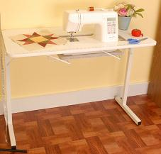 Portable sewing machine table with wheels sweet season quilts so you might guess what comes next thats right i wanted wheels and handles on my table to make it truly portable watchthetrailerfo